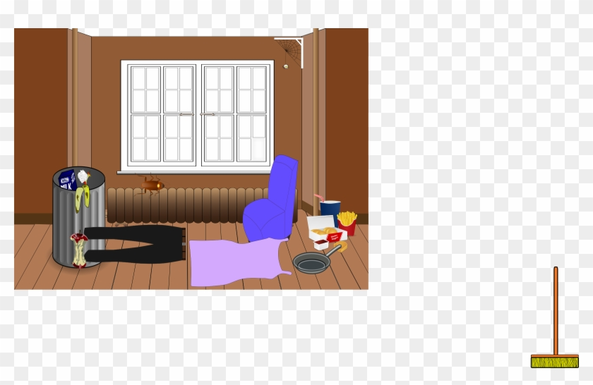 Neat Room Clipart - Transparent Clipart Room #637780
