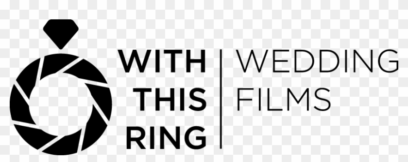 With This Ring Wedding Films Logo - With This Ring Wedding Films #638068