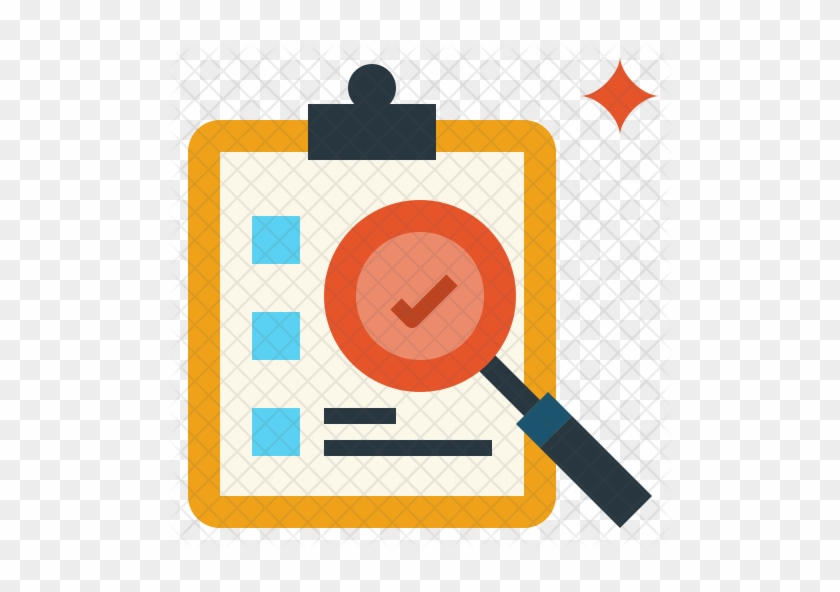 Evaluation Icon - Data Validation Clip Art - Free