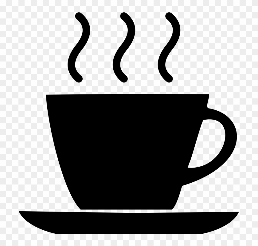 Royalty Free Animation 7, - Coffee Cup Icon Black #639046