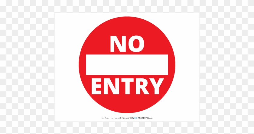 image regarding Free Printable Door Signs titled Free of charge Doorway Indicator Templates - Totally free No Obtain Indicator - Cost-free