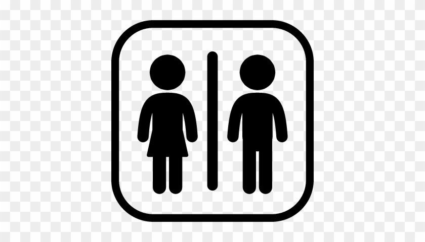 . Restroom Sign Vector   Girls Are Better Than Boys   Free Transparent