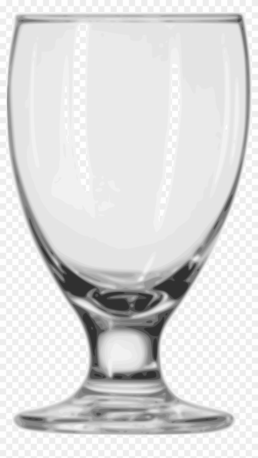 Open With Glass - Libbey 10-1/2 Oz. Embassy Banquet Goblet Glass 3712 #640586