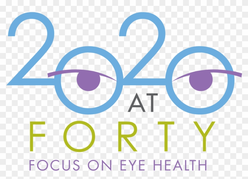 Or Optometrist At The Age Of 40, And Regular Eye Care - Graphic Design #640985