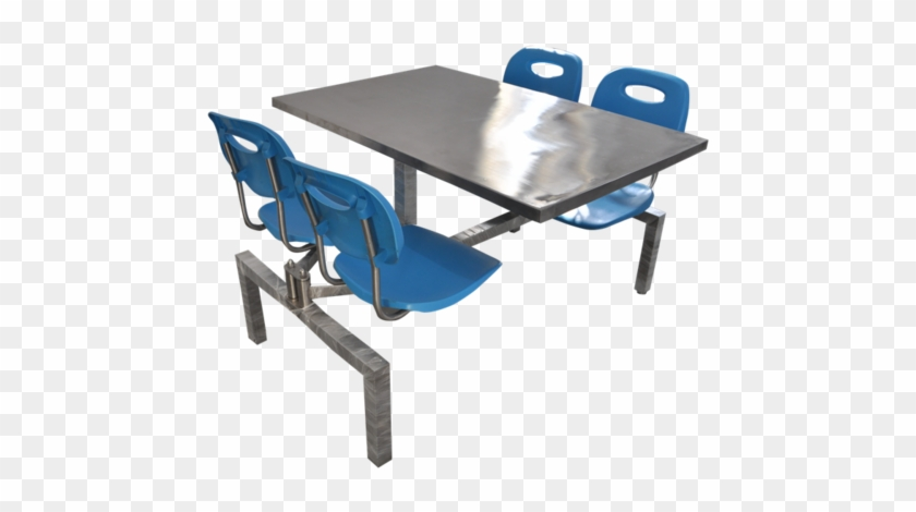 Canteen Table Ds - Picnic Table #641031