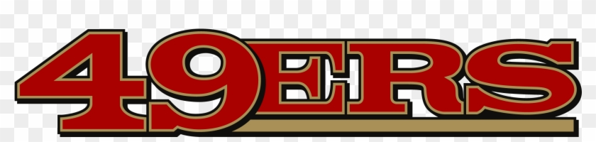 San Francisco 49ers Logo Font 49ers Logo San Francisco 49ers Free Transparent Png Clipart Images Download