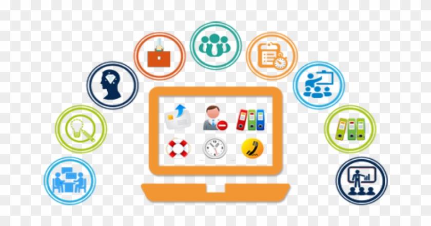 School Erp Development - School Software - Free Transparent PNG