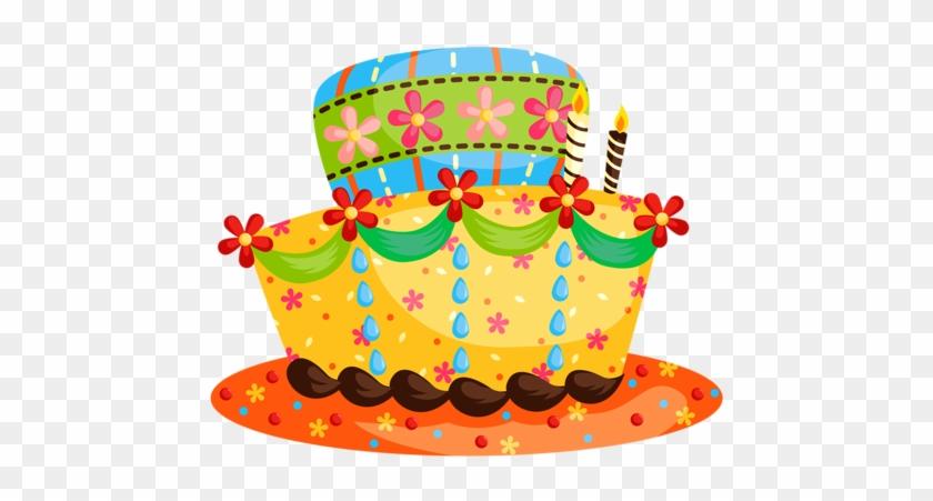 Party Cake Gateau D Anniversaire Sans Bougie Free Transparent Png Clipart Images Download