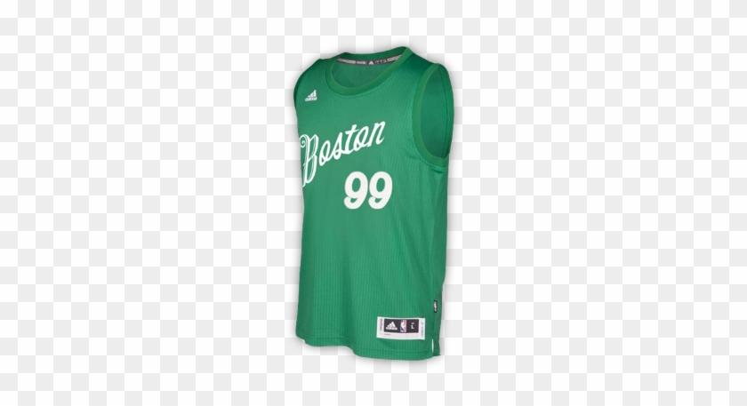 online store bf3a7 f408b Christmas 2018 - Isaiah Thomas Boston Celtics 2016 Christmas ...