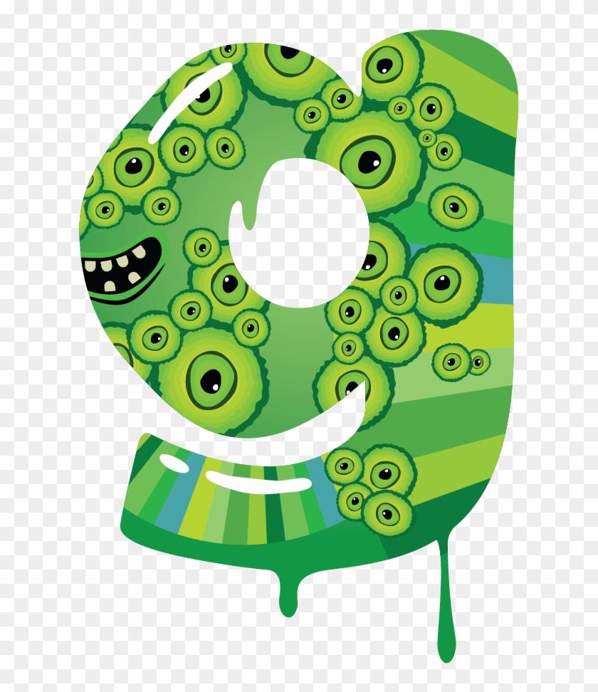 letter alphabet g monster clip art alphabet letters clip art 642872