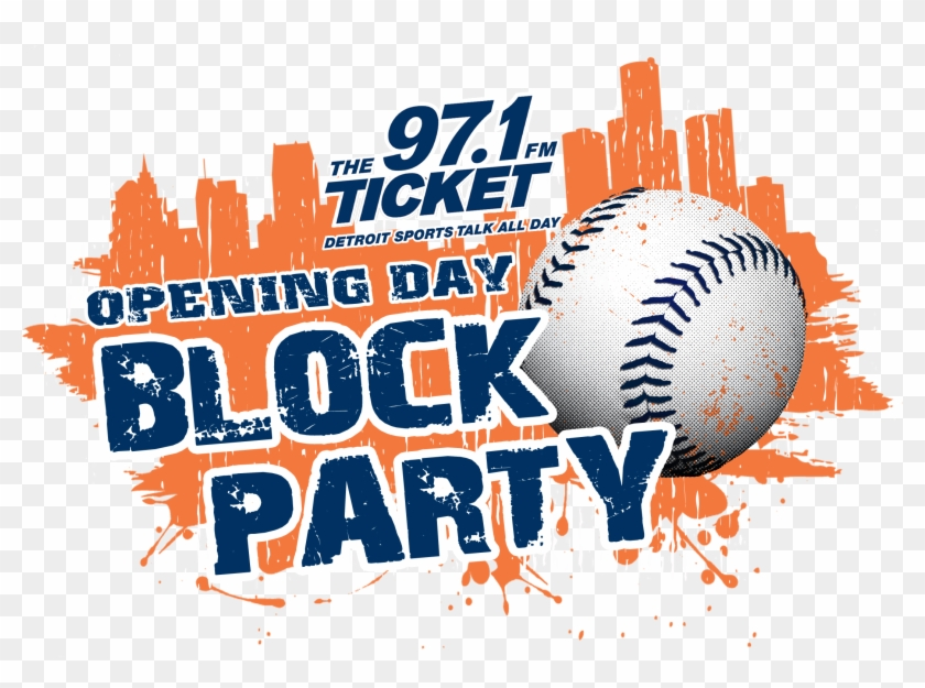 Openingdayfinal Guide To Opening Day Block Party - Kick American Football #643083