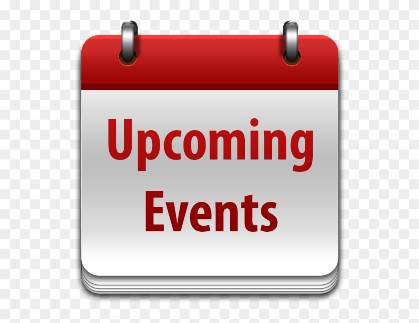 Clipart - Upcoming Events Calendar #643182