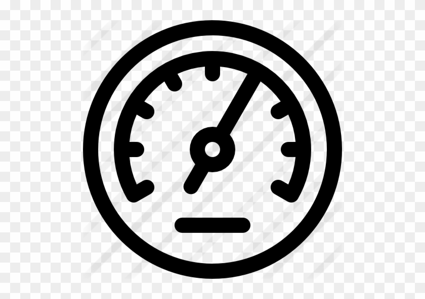 Speedometer - Meal Time Icon #643788