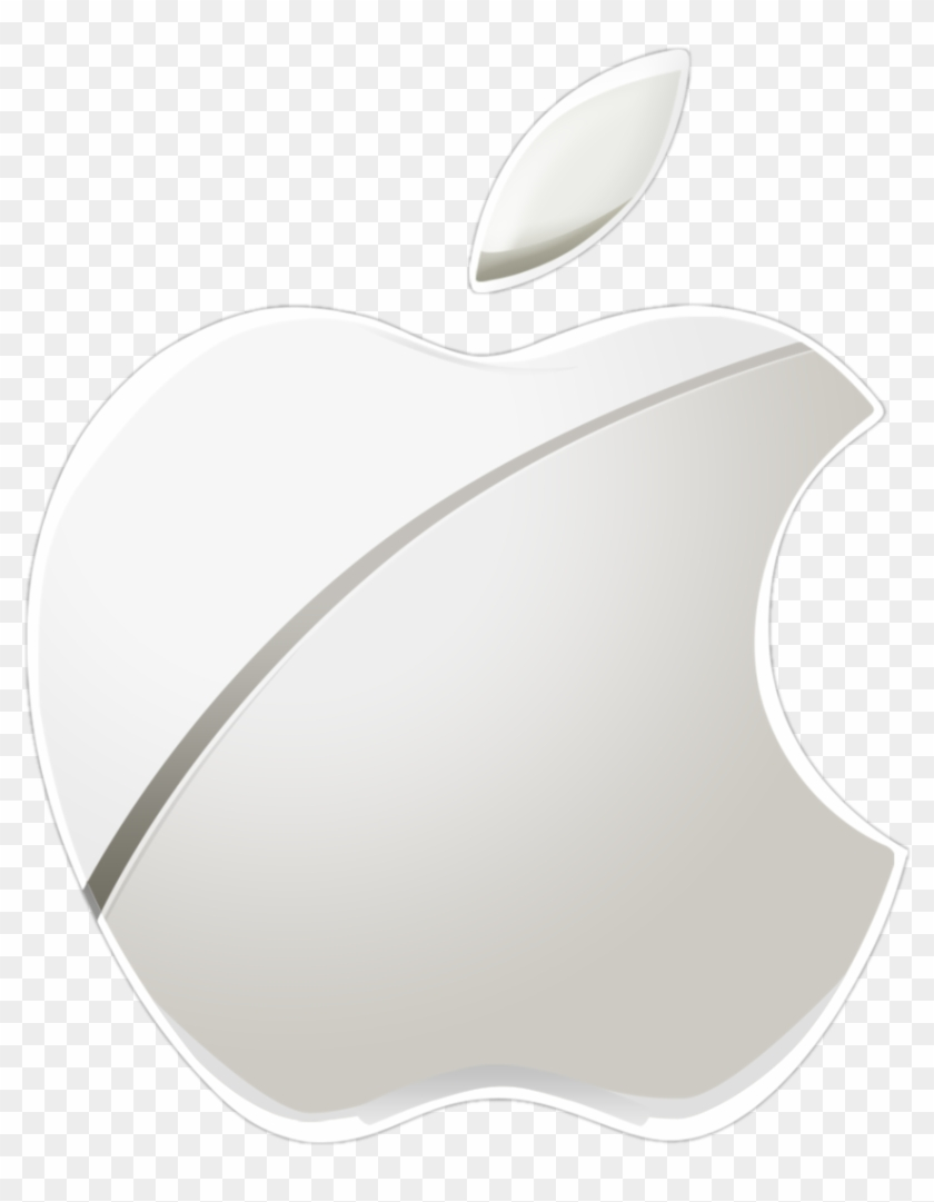 Perfect Apple Logo Clip Art Medium Size - Apple Logo From 2011 #644403