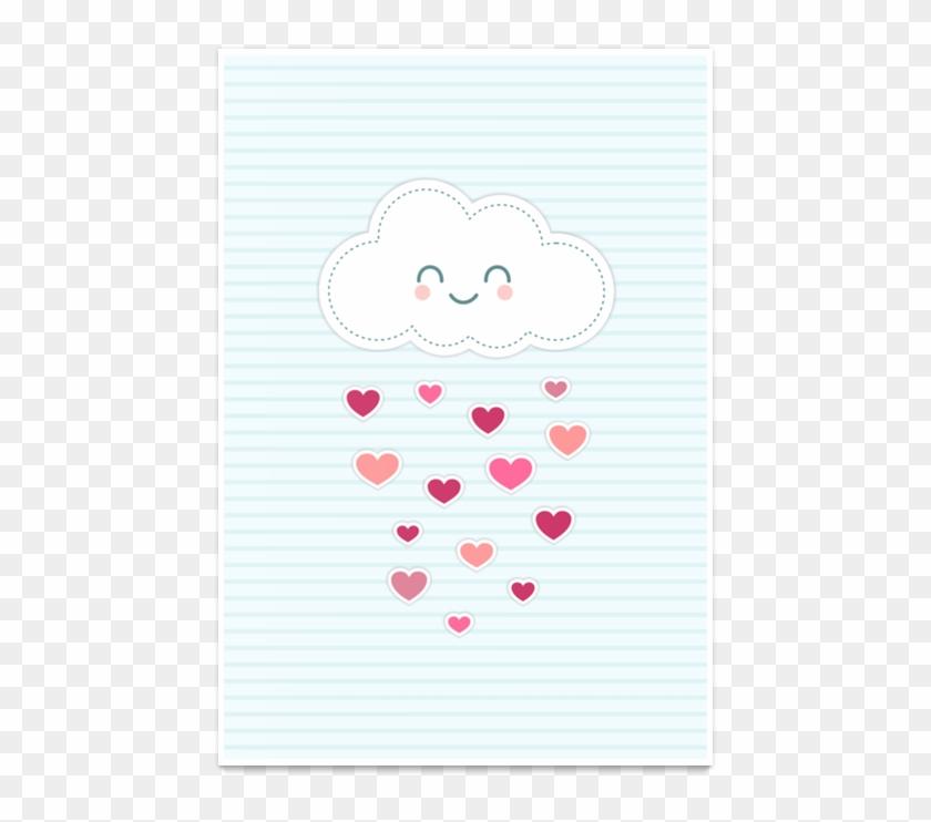 Poster Chuva De Amor De Incantarena - Nuvem Chuva De Amor Png #645393