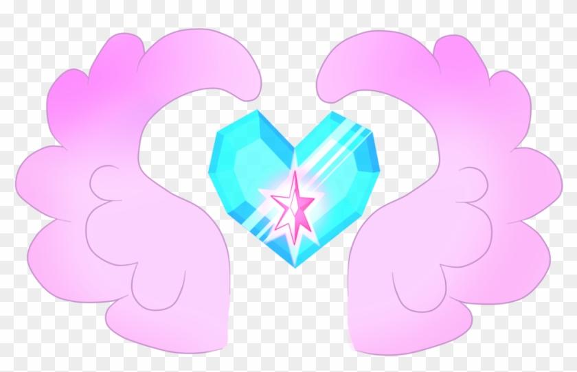 Rainbow Dash Princess Cadance Pony Cutie Mark Crusaders - Mlp Princess Flurry Heart Cutie Mark #645794