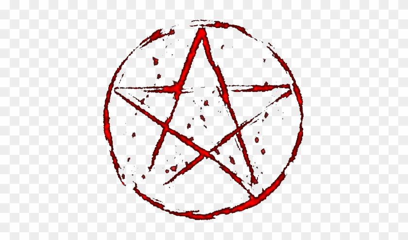 Dundjinni - Blood Pentagram #646410