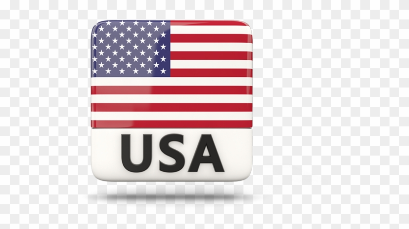 Usa Flag Icon Free Download As Png And Ico Formats, - Us