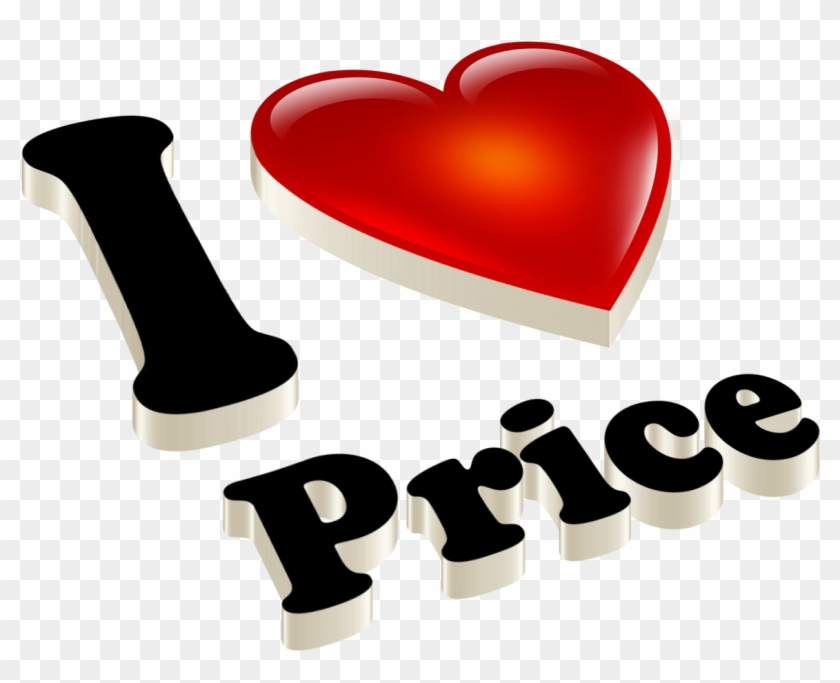 Price Heart Name Transparent Png - Sana Name - Free