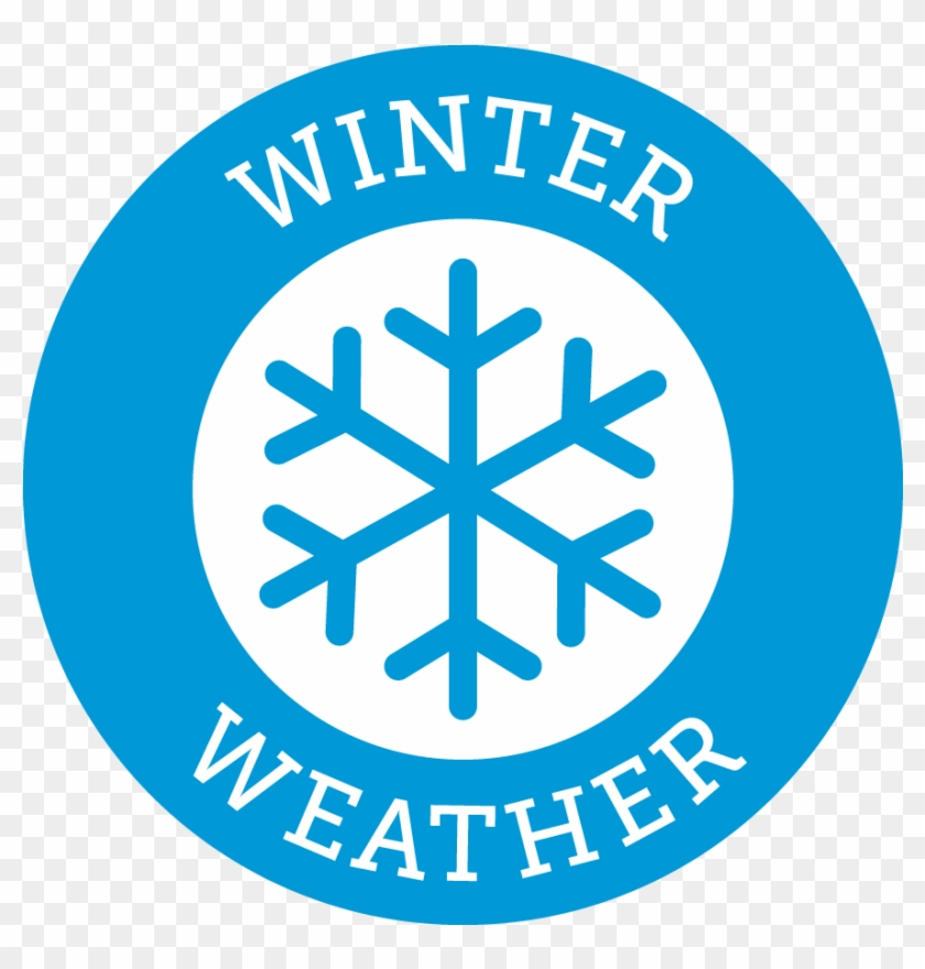 Winter Weather - St Mary's Episcopal School Logo #646769