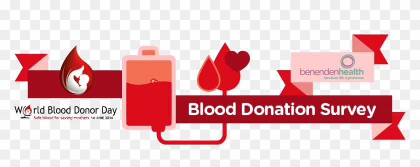 On June 14, The Worldã'â Will Be Celebrating The World - World Blood Donor Day Png #647806