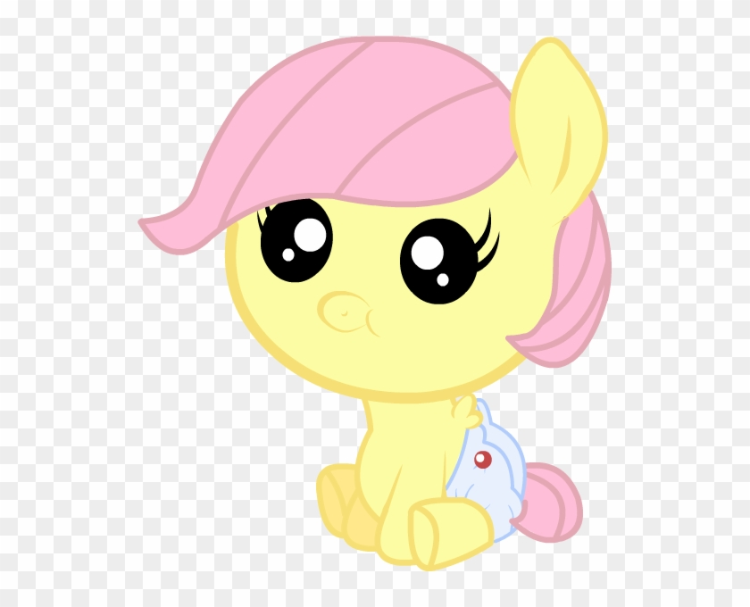 My Little Pony Baby Fluttershy My Little Pony Baby Fluttershy Free Transparent Png Clipart Images Download