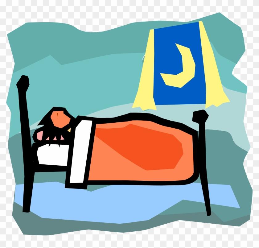 Medium Image - Person Sleeping #648510