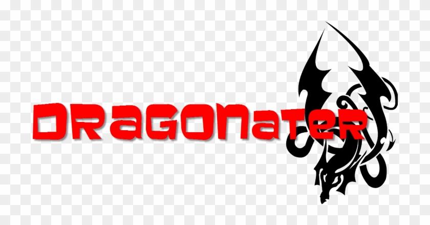 "Logo Dragonater - Humorous Humorous Humorous Square Sticker 3"" X 3"" #648618"