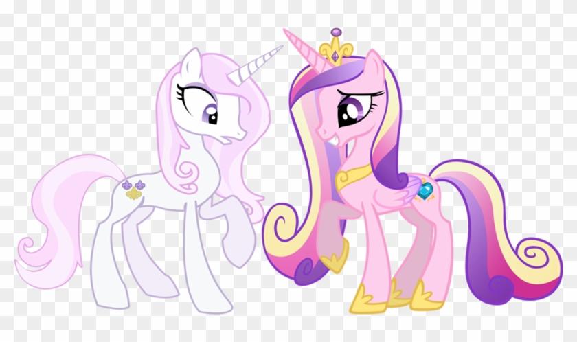 Schizophrenicsurs Fleur De Lis Princess Cadance My Little Pony