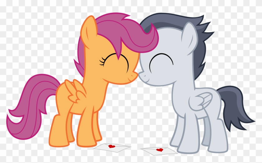 Scootaloo Apple Bloom And Sweetie Belle My Little Pony Scootaloo In Love Free Transparent Png Clipart Images Download Check out inspiring examples of scootaloo_my_little_pony artwork on deviantart, and get inspired by our community of talented artists. my little pony scootaloo in love