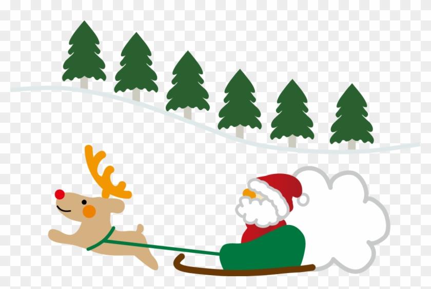 7 クリスマス サンタクロース イラスト 無料 Free Transparent Png