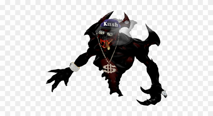 Swagger - Shadow Fiend Dota 2 Png - Free Transparent PNG Clipart