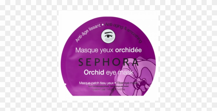 Sephora Collection Orchid Fiber Eye Mask - Sephora Collection Eye Mask #651592