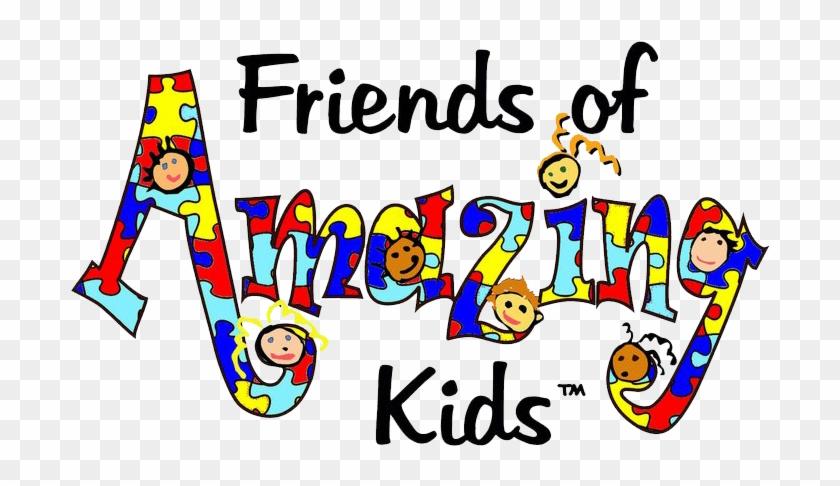 Foak-friends Of Amazing Kids, Autism Awareness In