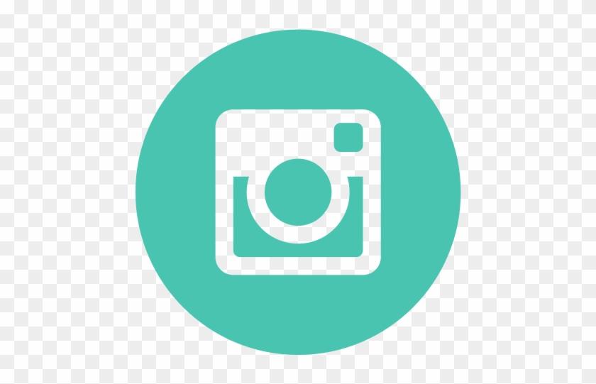 Follow Us On Social Media - Social Media Icons Png Instagram #651819