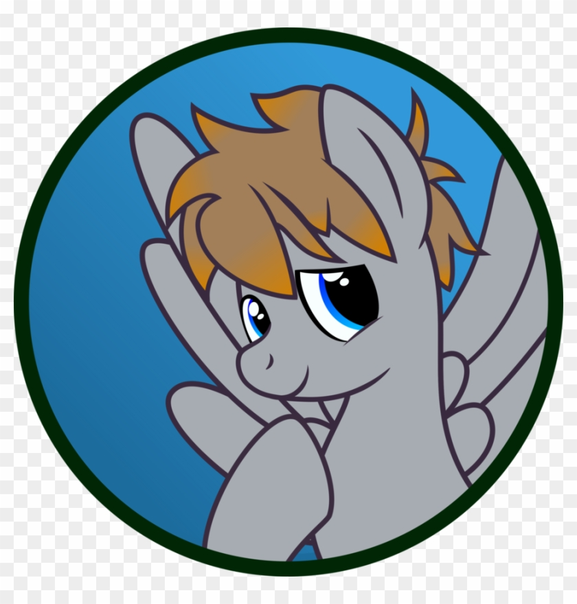Scribble Scrabble Button By Mlp-scribbles - Flatbed Truck
