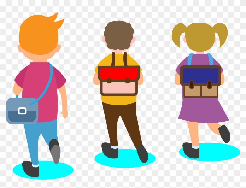 Student School Pupil Education - Pupil Going To School #652421