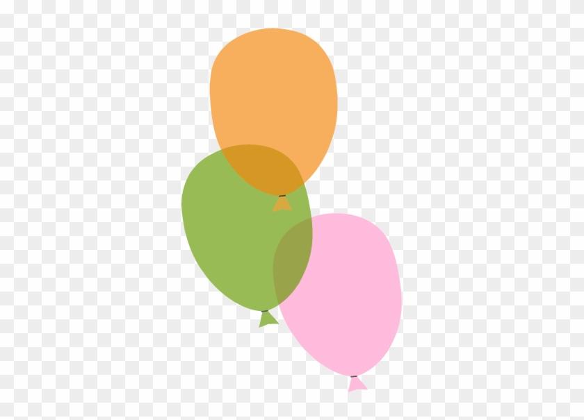 Web Party Time - Balloon #652663