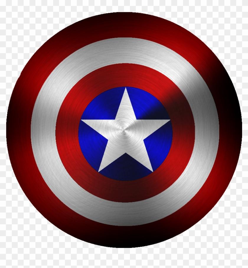 Captain America Shield 4 By Kalel7 On Deviantart Captain America