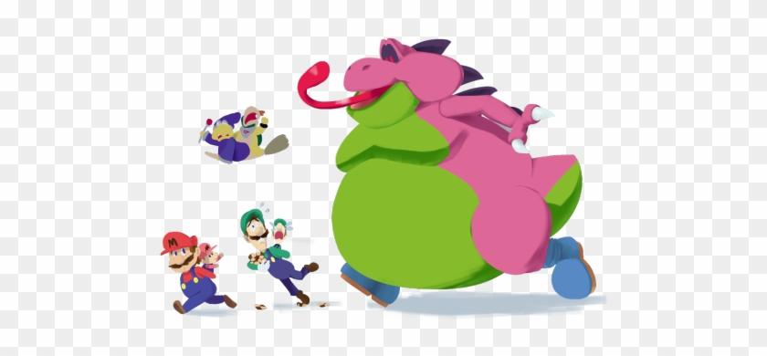 Kleurplaten Baby Yoshi.Baby Luigi Free Transparent Png Clipart Images Download