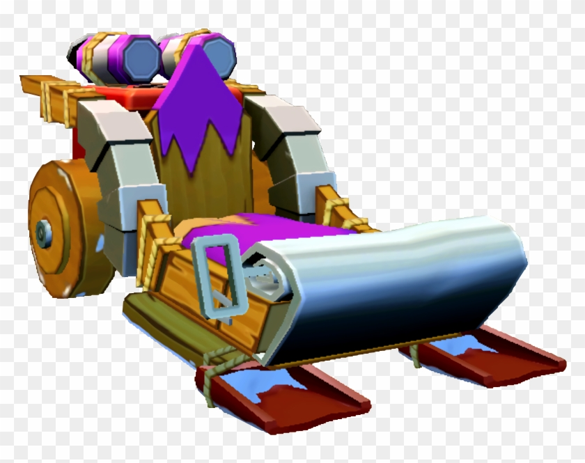 Kart73 - Angry Birds Go Sub Zero Karts #654561