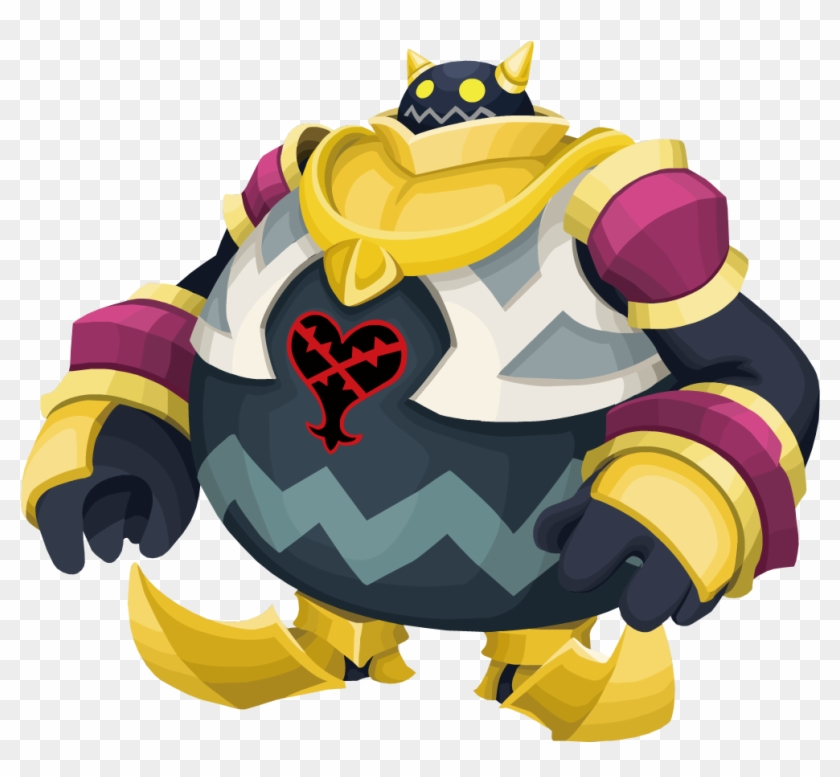 Large Armor - - Large Body Kingdom Hearts 2 #654657