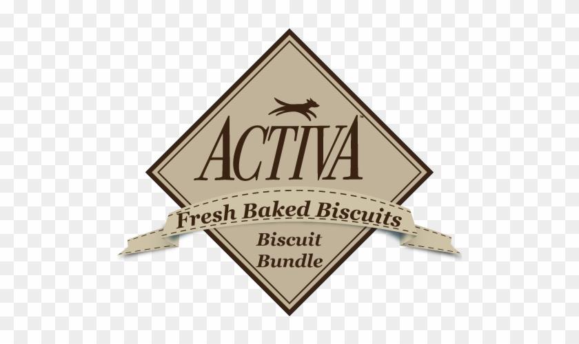 Fresh Baked Biscuit Bundle - Activa Grain Free Pork + Potato + Apple Dog Food #654715