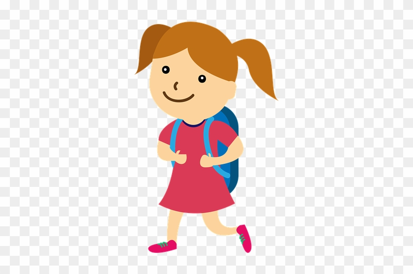 School, Girl, Back To School, Child, Study, Young - School Kids #654728