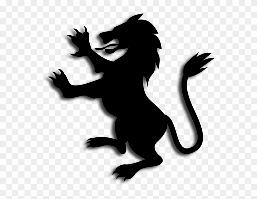 Delta Kappa Epsilon Symbol Rampant Lion Beta Chi Theta Rampant