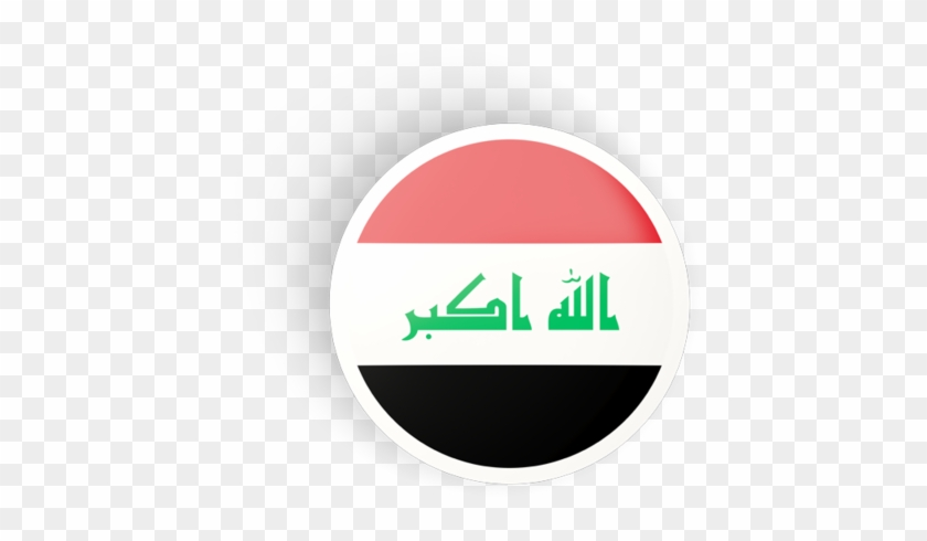 Illustration Of Flag Of Iraq - Diplomat-flags Table-flag / Desk-flag: Iraq 15x25cm #656171
