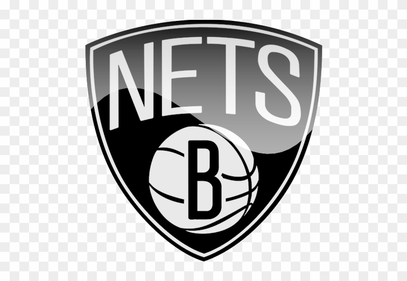 Brooklyn Nets Brooklyn Nets Logo Free Transparent Png Clipart Images Download