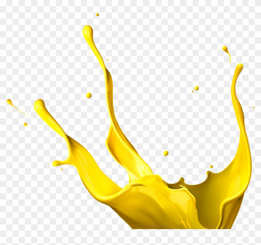 </div> S Media Cache Ak0 - Yellow Paint Splash Png #656666