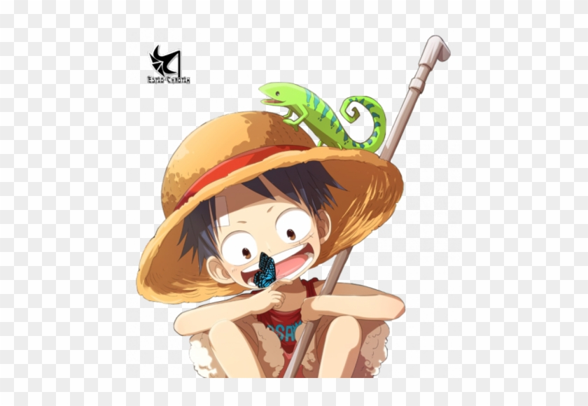 Luffy Wallpaper Titled Luffy Monkey D Luffy Render Free Transparent Png Clipart Images Download