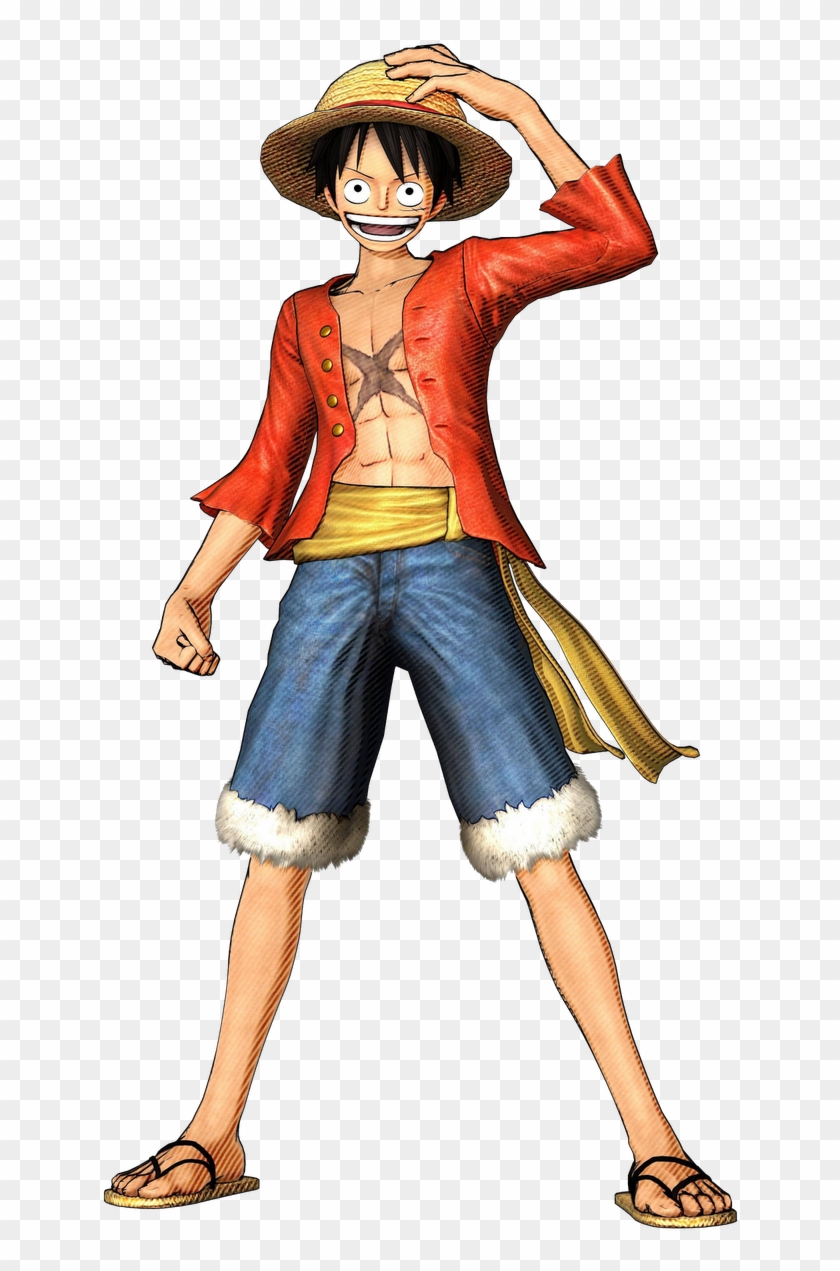 Monkey D Luffy Png Hd - One Piece Luffy Time Skip - Free ...